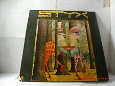 """STYX -(LP)- THE GRAND ILLUSION   """"FOOLING YOURSELF""""  """"COME SAIL AWAY""""  A&M- 1977"""