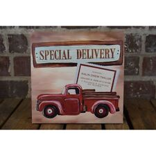 New Oopsy Daisy Children's Canvas Picture Art Special Delivery Boy