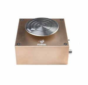 Rechargeable DIY Mini Ceramic art production machine Clay Making Pottery Machine