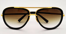 Dita March Two Titanium Gold Aviator Sunglasses Japan