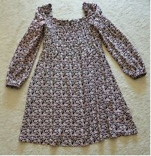 Maje RANAEL SHORT DRESS WITH FLORAL PRINT Size 1 US XS