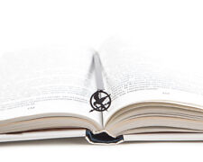 "Atelier Article - Gift Steel bookmark - The Hunger Games (Black)- 7""/17 cm long"