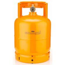 Bombola gas ricaricabile Eurocamping 3 Kg campeggio fornello barbecue arancio