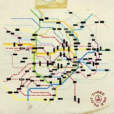 Three Mile Pilot - Maps EP Vinyl LP Limited Edition (1 of 1000) RARE UK STOCK
