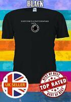Everyone Is A Photographer Until Men Women Unisex T-shirt Vest Top 3716