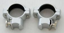 "Tasco 797MAC Ring Mounts !"" Matte Alumnium Fits .22's/airguns"