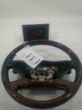 2011 Mercedes-Benz S550 S600 - Steering Wheel w/ Paddle Shifters Black Wood OEM