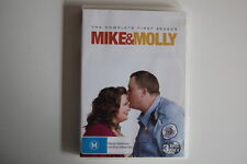 Mike and Molly Season 1 DVD PAL REGION 4 - VGC