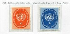 19026) United Nations (New York) 1958 MNH New