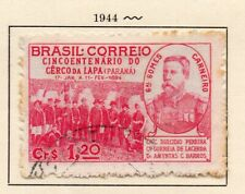 Brazil 1944 Early Issue Fine Used $1.20. NW-16866