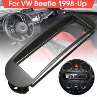 Car Stereo Fascia Facia Panel Plate Trim Surround Adaptor For VW Beetle 1998 On