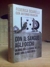 IL SANGUE AGLI OCCHI / UN BOSS DELLA BANDA DELLA MAGLIANA SI RACCONTA - 2007