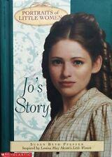 Portraits of Little Women: Jo's Story (1998, Hardcover)