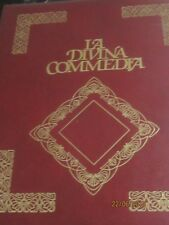 la divina commedia 2 volumi illustrata ristampa fabbri 1986 f6696