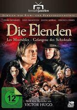 Die Elenden 1-4 - Les Miserables - Gefangene des Schicksals - Gerard Depardieu