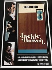 """Jackie Brown 13""""x19"""" movie poster print"""
