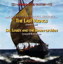 The Last Vikings & Dr. Leakey And The Dawn Of Man - Intrada | Gold/Rosenman | CD