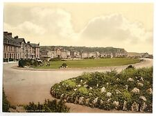 7 Victorian Views Pictures Teignmouth The Beach Den Ness Prom Old Photos Poster
