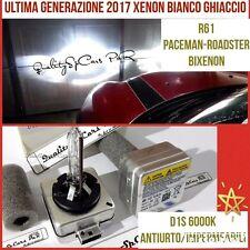 2 Lampadine XENON D1S MINI COOPER R61 PACEMAN/ROADSTER BIXENO 6000K HID Luci jcw