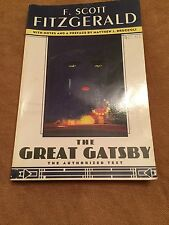 The Great Gatsby by F. Scott Fitzgerald (1995, Paperback)