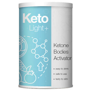 KETO LIGHT PLUS 150g Originale