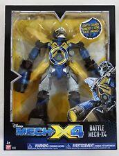 NEW (Unopened) Bandai America Mech X4 Battle Robot Action Figure Lights Sounds
