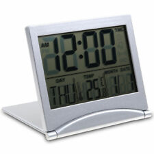 Reloj Despertador Digital Pantalla LCD Termómetro Calendario Fecha Alarma Nuevo