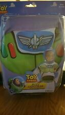DISNEY TOY STORY BUZZ LIGHTYEAR LIGHT YEAR CHILD COSTUME SIZE-S 4/6 disguise new