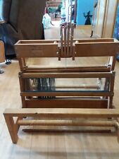 """Schacht Spindle 4 shaft Table Loom 20"""" Weaving Width"""