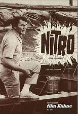IFB 7853 | NITRO | Jack Palance, Fernando Lamas, Aldo Ray | Topzustand