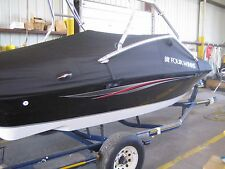 Four Winns Boat Cover 2008-2012 190Horizion W Tower Mooring Cover Black 072-3919