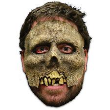 Toxic Toons Zeek Open Mouth Eat Drink Adult Latex Halloween Mask