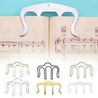 Music Book Clip/Folder Page Holder/Bookmark Multicolor M7M1