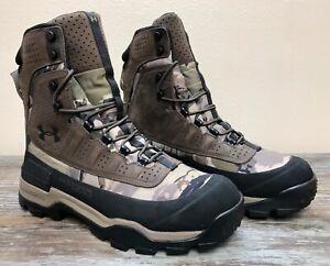 Under Armour Brow Tine 2.0 400G Ridge Ripper Barren Boots 3000292-901 Size 10.5
