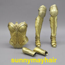 Hot Toys 1/6 Wonder Woman Armor Protective Gear Shoes Model Fit 12'' Figure Body