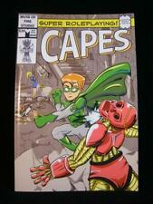Capes - Super Roleplaying - RPG