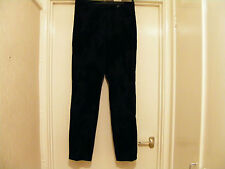 Bianca   Black   Patterned  Trousers   Size 14   USA 10   Eur 44   New With Tags