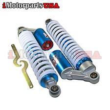 NITRO GAS FRONT SHOCKS ABSORBERS SET FOR YAMAHA RAPTOR 660R 700 700R YFZ450 ATV