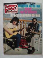 CIAO 2001 N. 22 - 1983 PETER TOSH DUSTIN HOFFMAN RICHIE HAVENS PINO DANIELE
