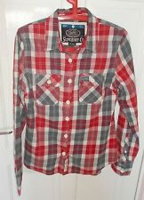 Superdry Women's Fitted Collared Tops & Shirts