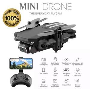 Drone 4K 1080P HD Camera Wide Angle Camera Wifi FPV Camera Drone Dual Camera New