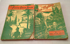 Vintage 1939 Christian Fiction Books From The Bible Institute Colportage Chicago