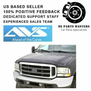 AVS Fits 99-2007 Ford Excursion F-250 Bugflector II Hood Protector Shield 45706