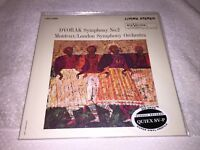 Dvorak Symphony No. 2 Monteux LSO 200g Classic records Living stereo Sealed
