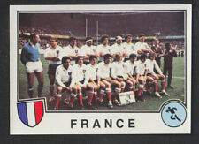 Panini - Sport Superstars Euro Football 82 # 279 France - Rugby