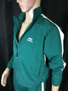 vintage BROOKS RUNNING Track Warm Up Windbreaker Suit Jacket mens XS / women's M