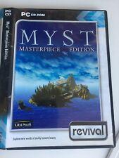 Myst: Masterpiece Edition (PC CD-ROM) guter Zustand