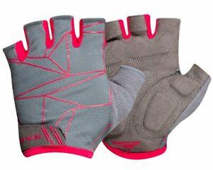 Pearl Izumi W Select Glove Size M Pink Origami