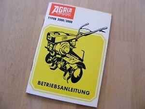 Lenker Griff Paar Agria Agriette 1000 Handschaltung