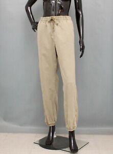ZADIG & VOLTAIRE Trousers Joggers Green Parole Mili 42